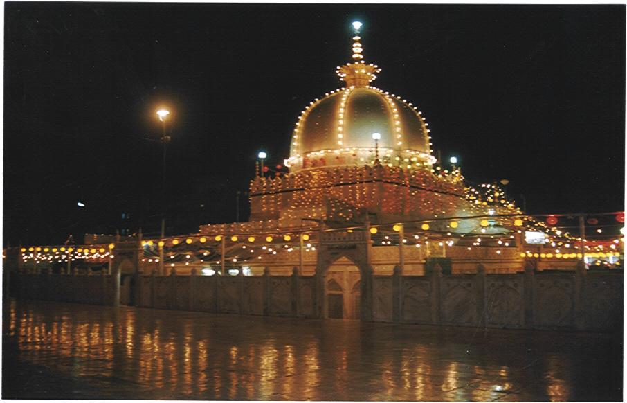 dargah - 803 rd Annual Urs of Khwaja Garib Nawaz Rehmatullah Alaih