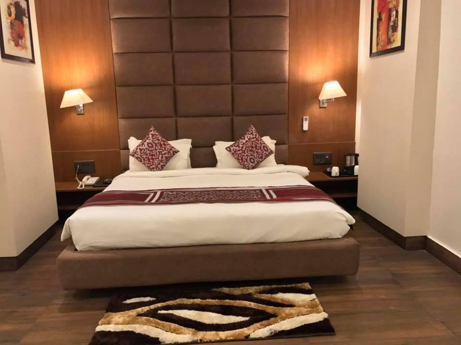 Ajmer Hotel The Royal Melange | Hotels in Ajmer :: Budget