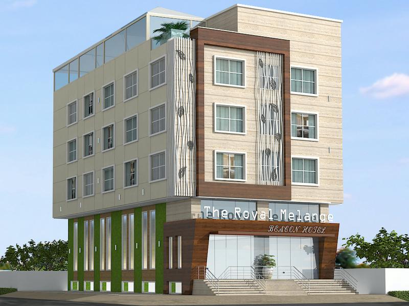 Ajmer Hotel The Royal Melange   Hotels in Ajmer :: Budget